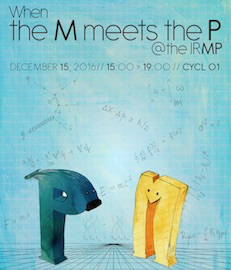"When the ""M"" meets the ""P"" at IRMP 2016"